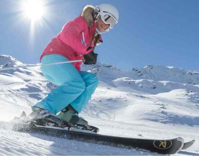 Alpské lyžovanie